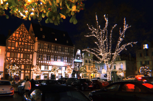Boppard chirsmtas lights 1