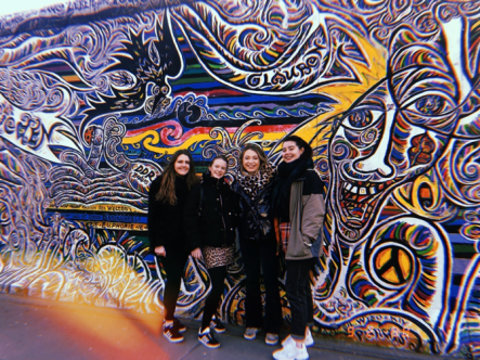 Berlin wall pic